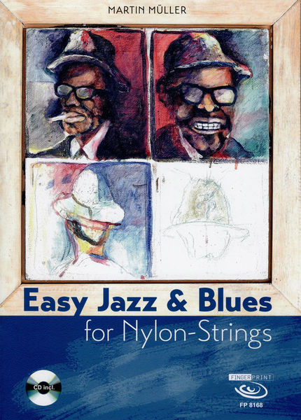Fingerprint Easy Jazz & Blues f. Nylon