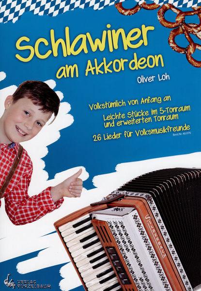 Purzelbaum Verlag Schlawiner am Akkordeon