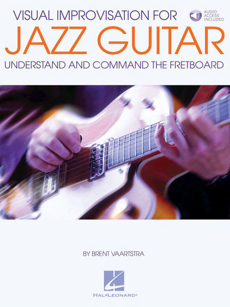 Hal Leonard Visual Impro Jazz Guitar