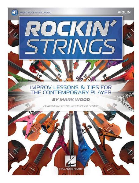 Hal Leonard Rockin' Strings: Improv Lesson