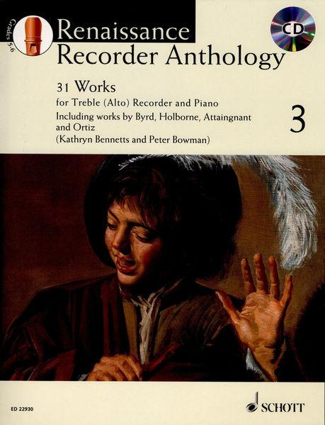Schott Renaissance Recorder 3