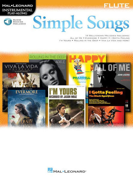 Hal Leonard Simple Songs: Flute