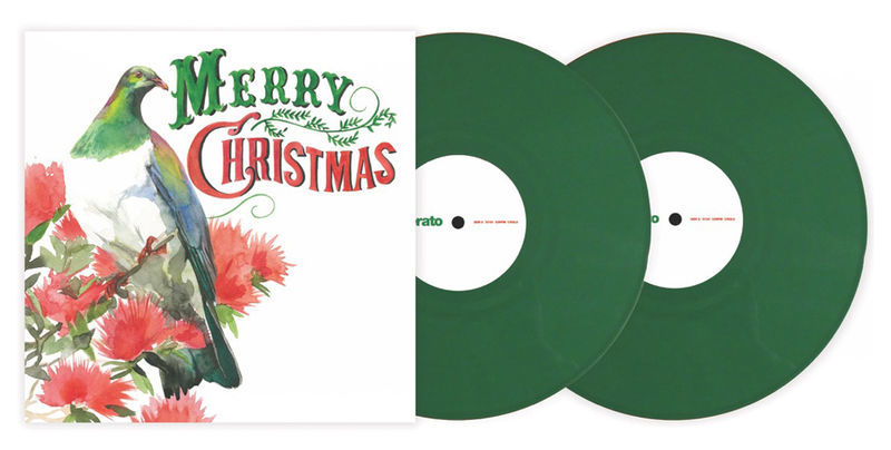 "Serato 2x 12"" Christmas Card"