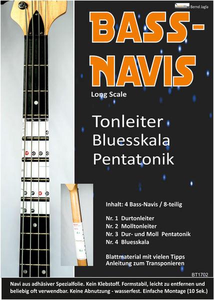 Bernd Jagla Bass - Navi for Bassgitarren