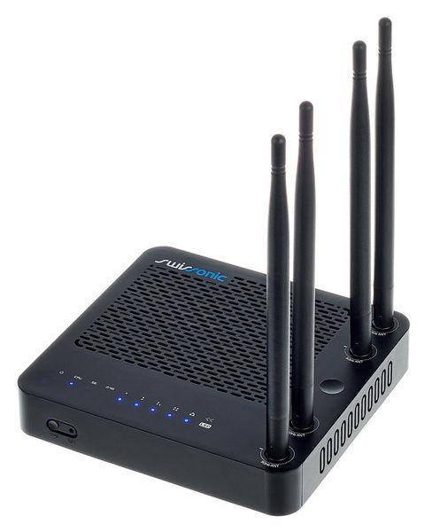 Basic Router Swissonic