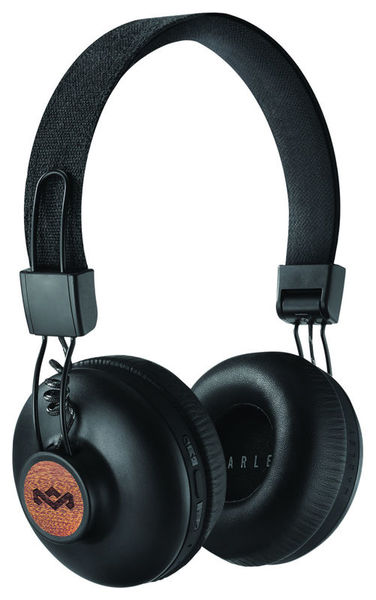 House of Marley Positive Vibration 2 BT Black