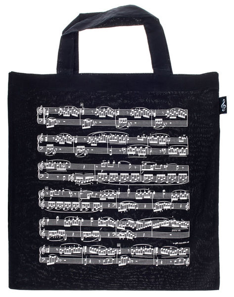 agifty Shopping Bag Black
