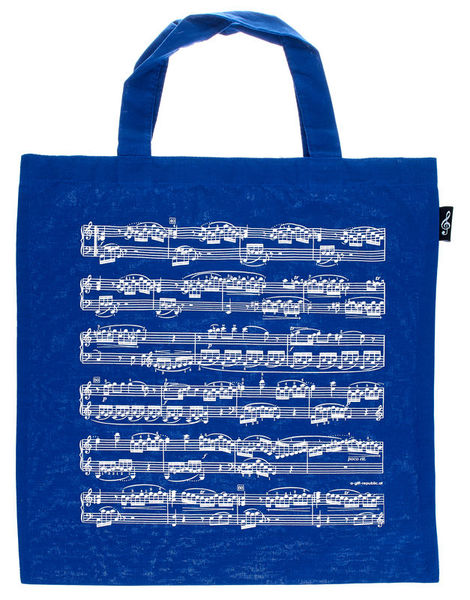 A-Gift-Republic Shopping Bag Blue