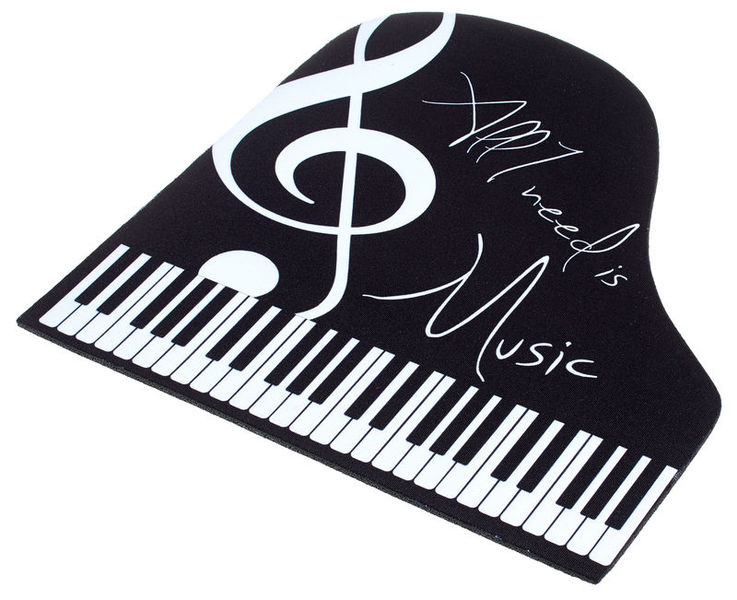 A-Gift-Republic Mouse Pad Grand Piano