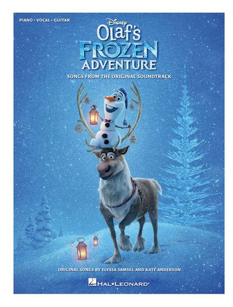 Hal Leonard Disney's Olaf's Frozen PVG