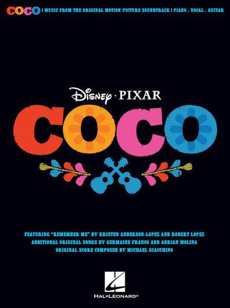 Hal Leonard Disney Pixar's Coco PVG