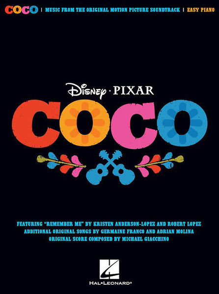 Hal Leonard Disney Pixar's Coco For Easy