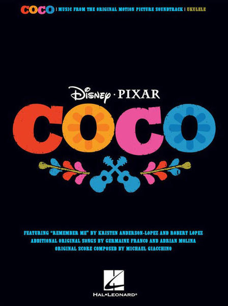 Hal Leonard Disney Pixar's Coco Ukulele