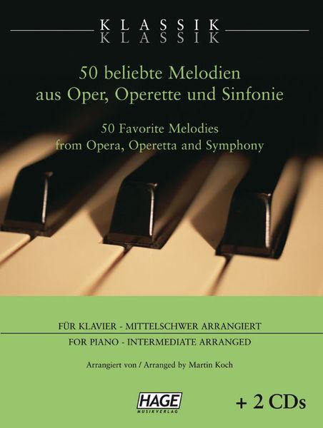 Hage Musikverlag Klassik Klassik Oper