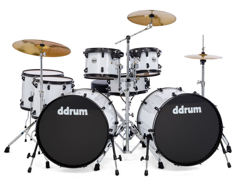 DDrum Journeyman Double Bundle WH