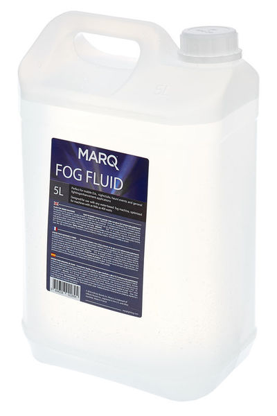 Marq Lighting Fog Fluid 5l
