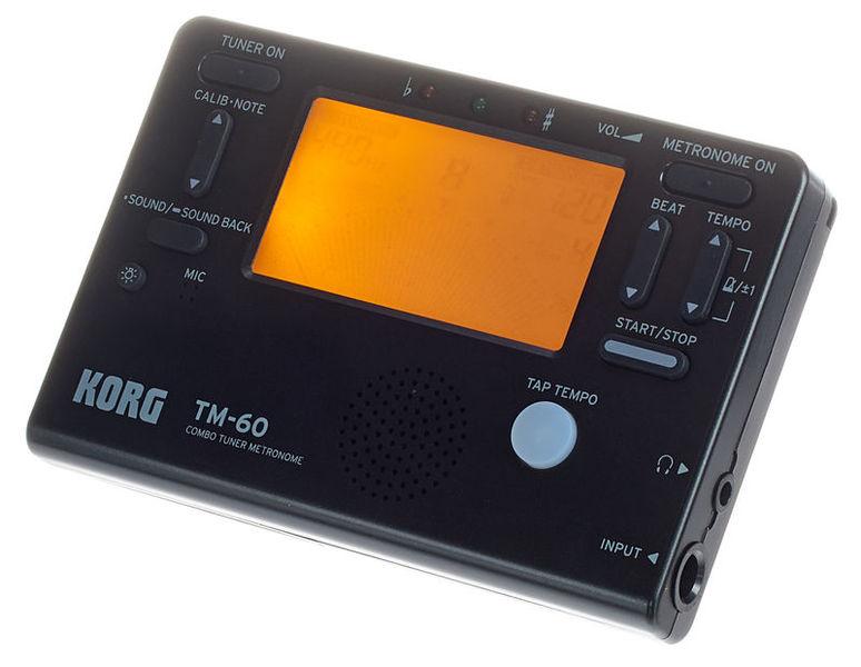 TM-60 Black Korg