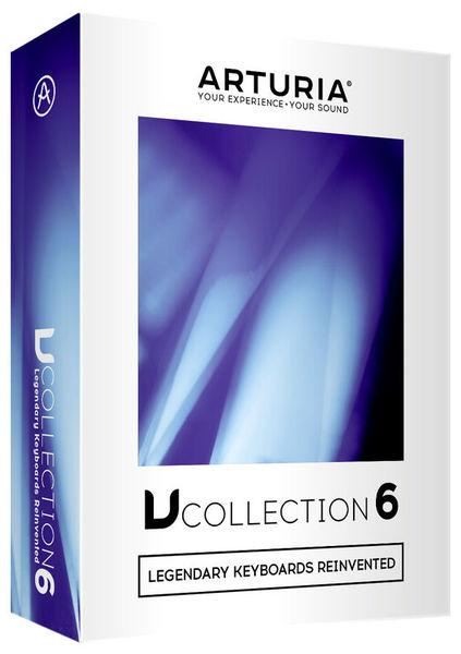 V-Collection V6 Arturia