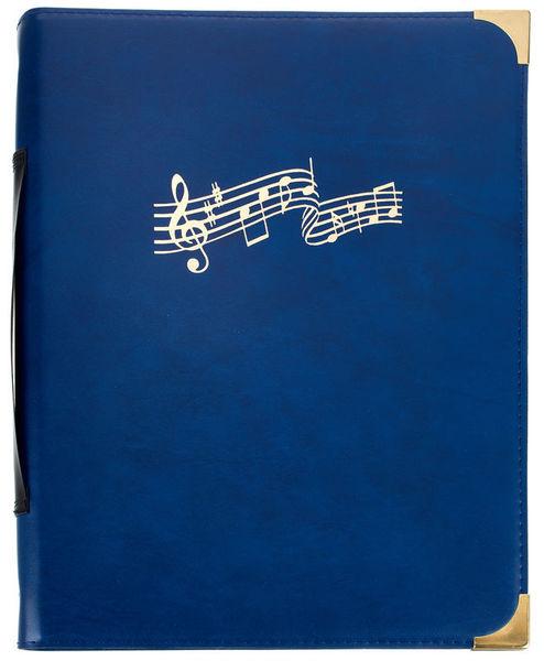 Rolf Handschuch Music Folder Cl.Navy/Strap