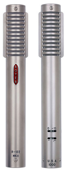 Royer Labs R-122 MKII-Live Matched Pair