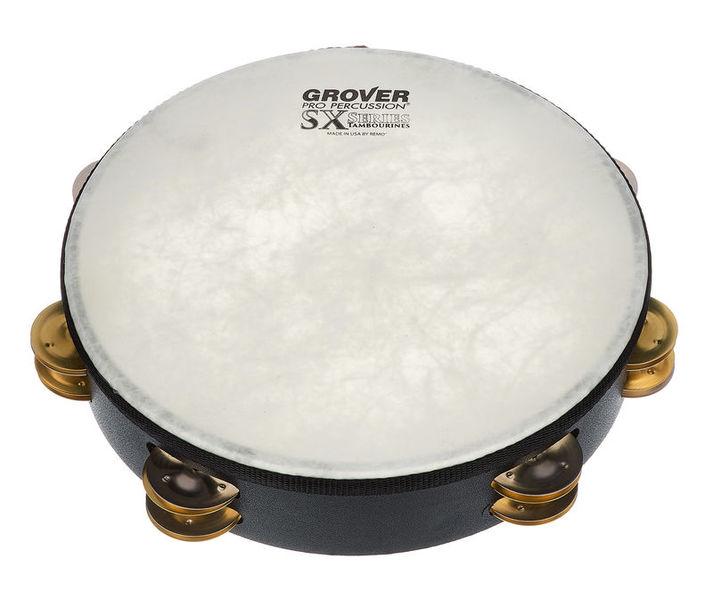 Grover Pro Percussion Tambourine SX-SB