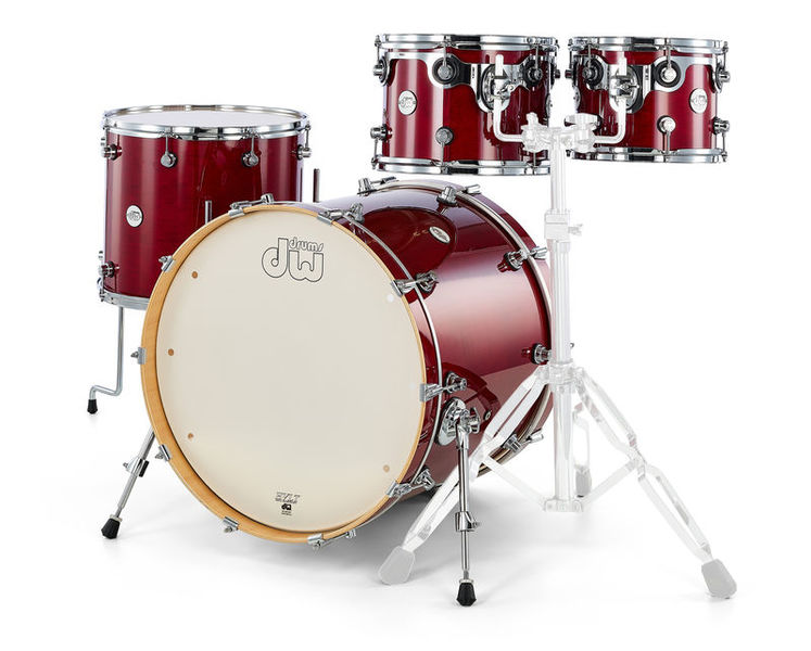 DW Design Shell Pack Cherry