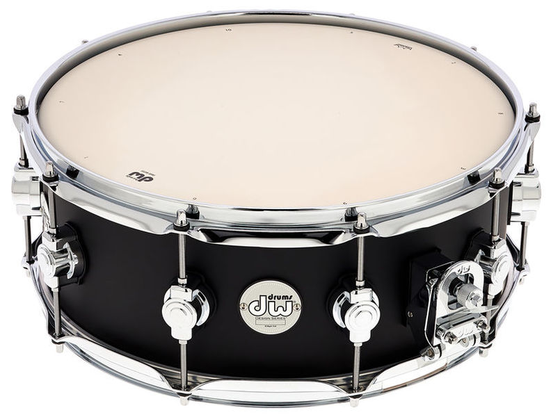 "DW 14""x5,5"" Design Snare Black"