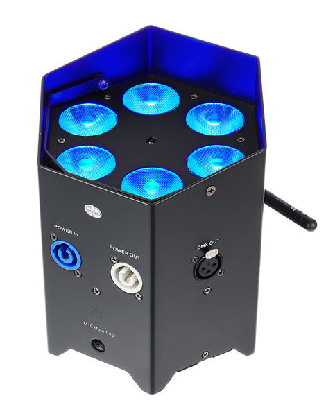 Stairville BEL6 Battery Event Light 6x15W