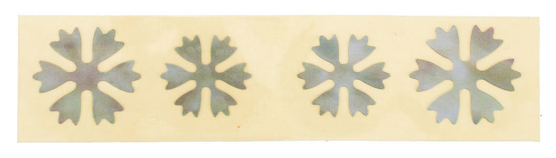 Jockomo Snowflake Sticker AW
