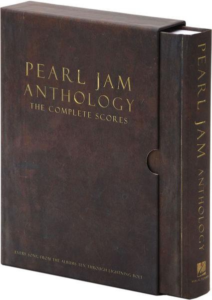 Pearl Jam Anthology Scores Hal Leonard