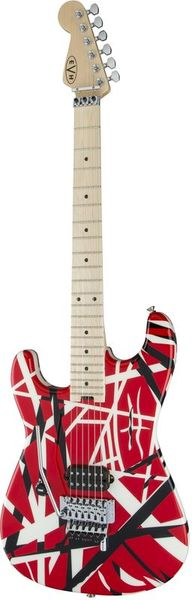 Striped LH RBWS Evh