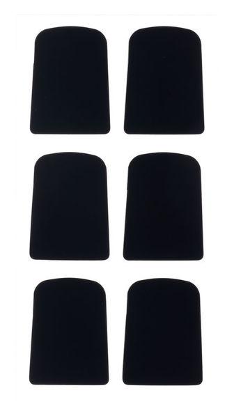 Thomann Mouthpiece Cushion Black S 0,8