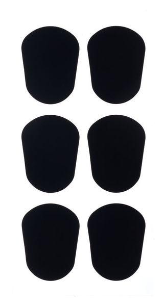 Thomann Mouthpiece Cushion Black 0,8