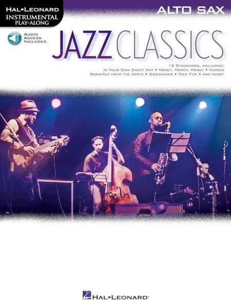 Hal Leonard Play Jazz Classics A-Sax