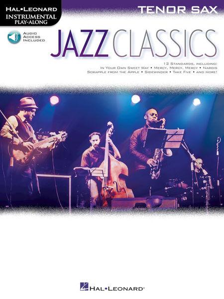 Hal Leonard Play Jazz Classics T-Sax