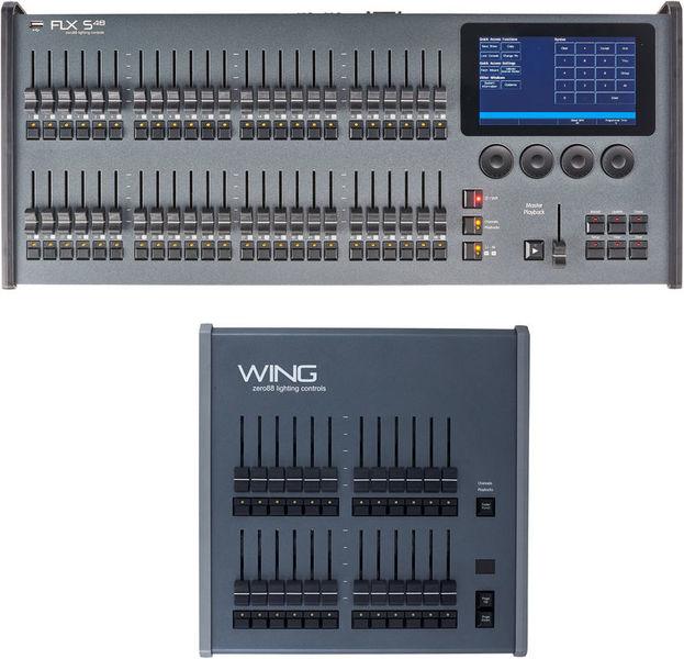 Zero 88 FLX S48 1024 Bundle