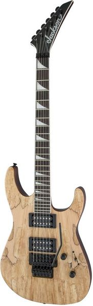 Jackson Soloist SLX Spalted Maple