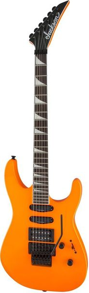 Jackson Soloist SL3X Neon Orange