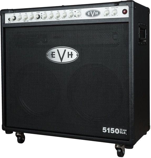 Evh 5150 III 2x12 6L6 Combo BK