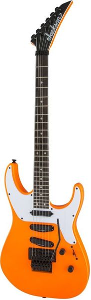 Jackson Soloist SL4X Neon Orange