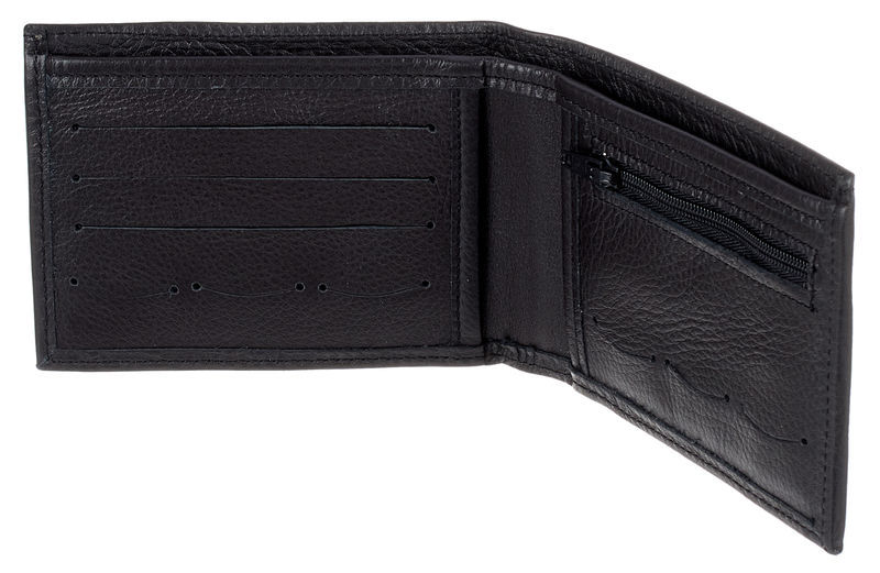Minotaur Wallet Black with Pickholder