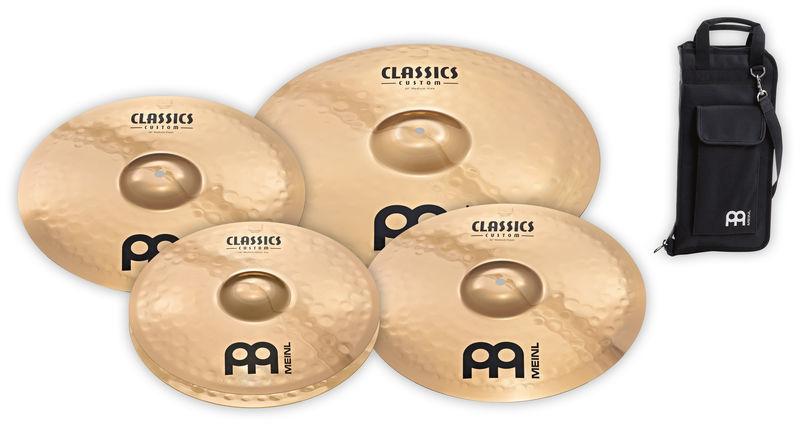 Meinl Classics Custom Complete Set