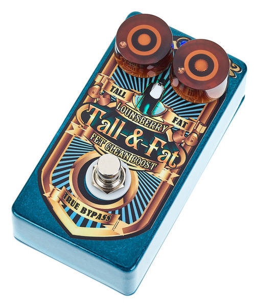 Lounsberry Pedals TFP-1 Tall & Fat