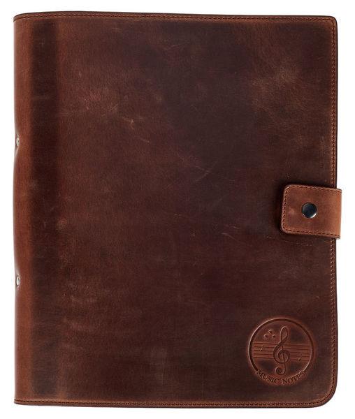 Handstatt Leather Folder Vintage Brown