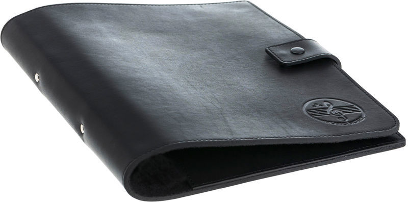 Handstatt Leather Folder Black