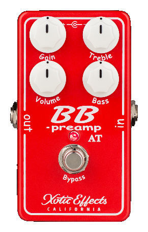 BB Preamp AT Xotic