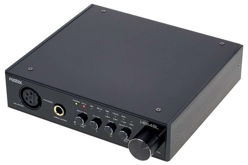 Fostex HP-A4 BL