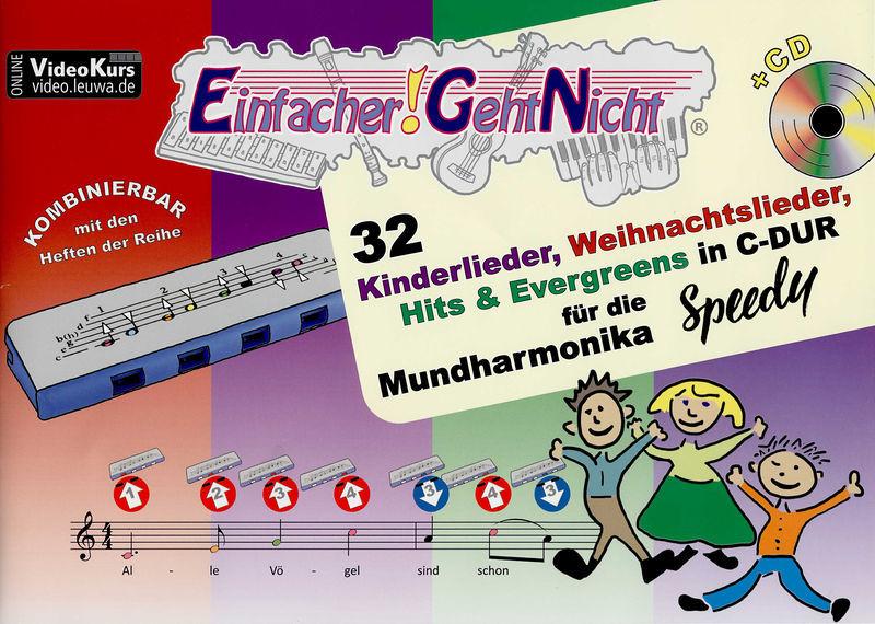 LeuWa-Verlag Kinder Weihnacht Melody Star