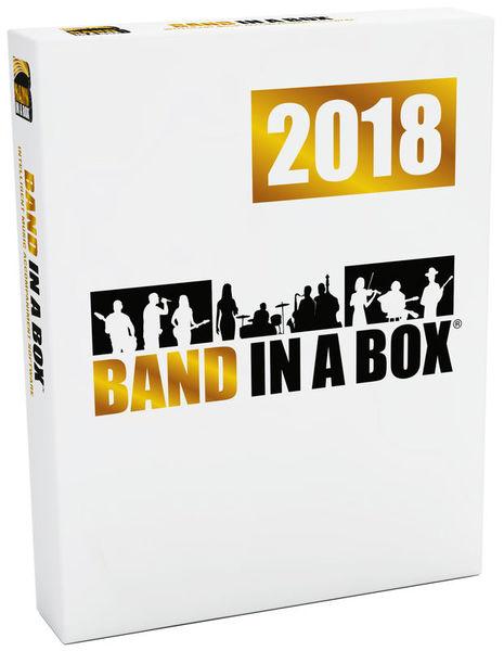 PG Music BiaB 2018 UltraPAK PC G