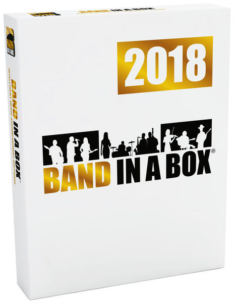 PG Music BiaB 2018 Pro PC E